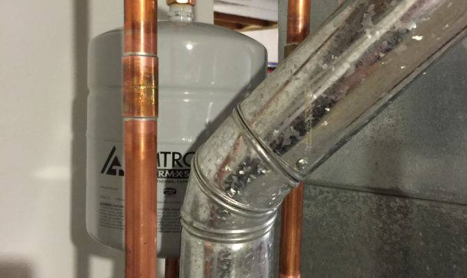 Water Heater Installation
