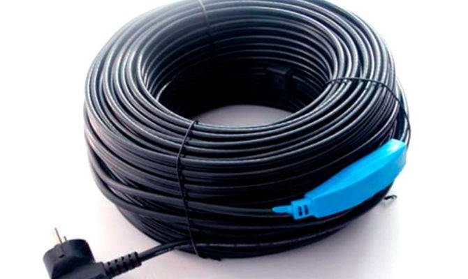 Water Pipe Heating Cable Anti Freeze