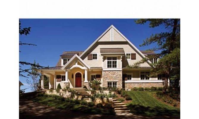 Waterfront Luxury Hwbdo Shingle Style Builderhouseplans
