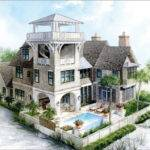 Watersound Beach Watchtower Floor Plan South Walton Luxury Homes