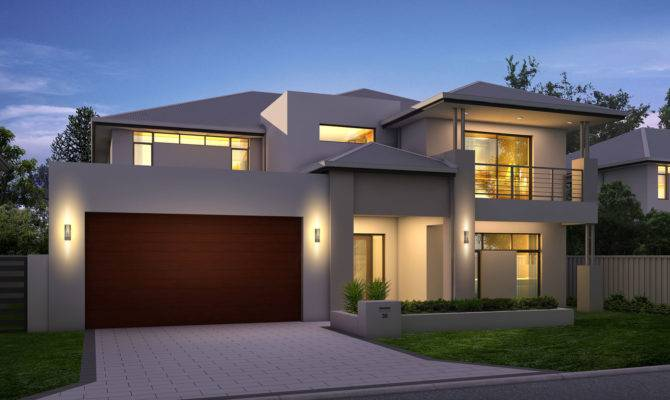 Waterview Metro Master Upstairs Living Double Storey