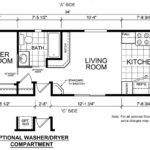 Watkins Floor Plan Park Model Homes Nebraska Iowa