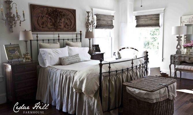 Ways Style Bed Cedar Hill Farmhouse