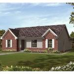 Wellington Farm Ranch Home Plan House Plans More