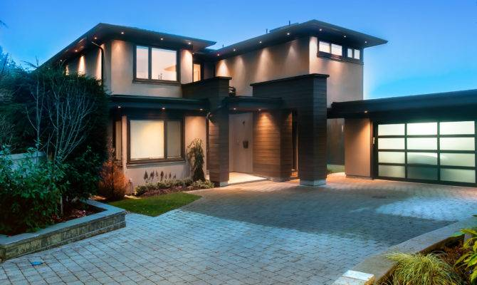 West Coast Contemporary Home Luxuryrealestate