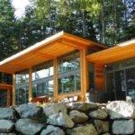 West Coast Home Design Contemporary Style Custom Homes