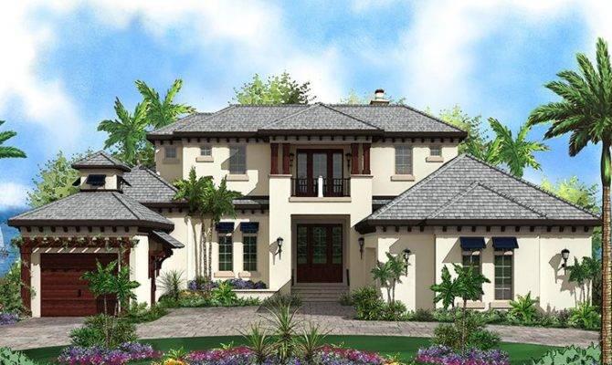 West Indies Home Plans Premier Luxury House