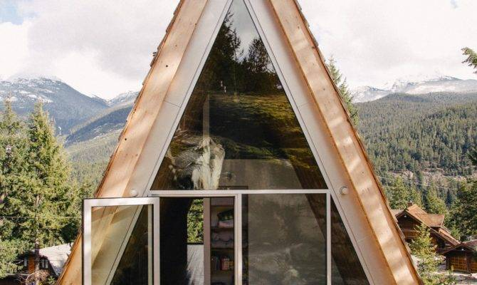 Whistler Frame Alpine Modern Caf