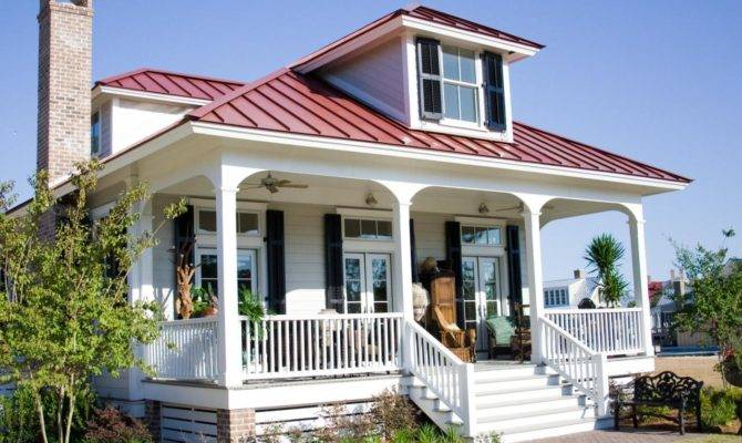 White Craftsman Style Homes House Plans
