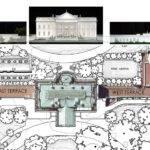 White House Floor Plan Oval Office