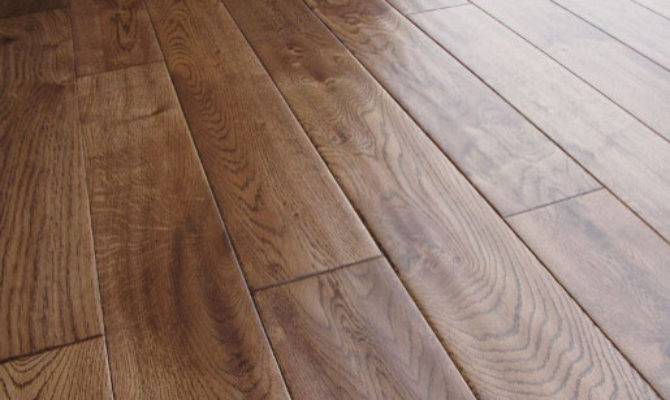 White Oak Hardwood Flooring Traditional