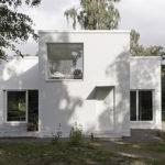 White Small House Design Dinell Johansson Interior