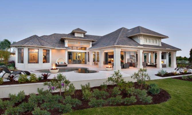 Why Choose One Story House Plans Home Design Ideas