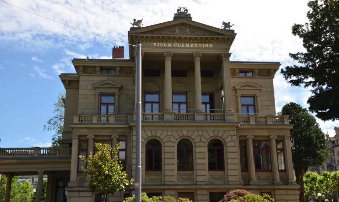 Wiesbaden Neoclassical Architecture Wikimedia