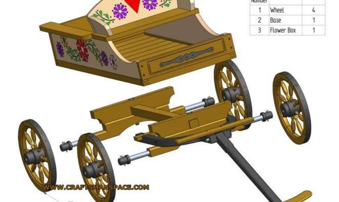 Wild West Carriage Plan