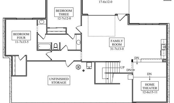 Willow Floor Plan Noco Custom Homes