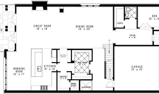 Willow House Floorplans Kensett