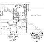 Willow House Plan Plans Garrell Associates Inc