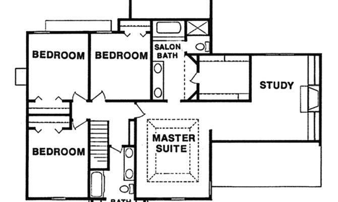 Winburne English Tudor Home Plan House Plans