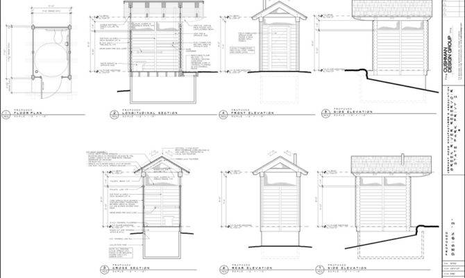 Winner Selected Going Green Outhouse Design Competition
