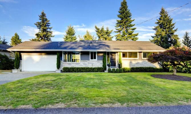 Winning Rambler House Plans Plan Classic Ranch Home
