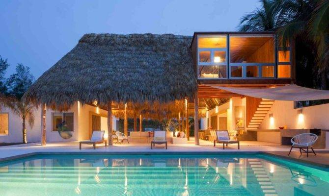 Wonderful Beach House Plans Design Ideas All