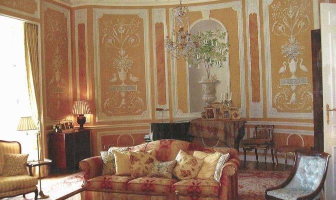 Wonderful English Country House Interiors Design