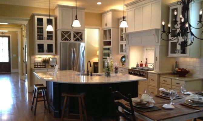 Wonderful Kitchen Dining Room Open Floor Plan Design
