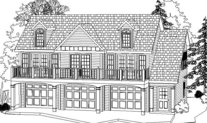 Wonderful Unique Carriage House Plans