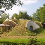 Wonders Living Underground House