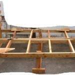 Wood Bed Frame Plans Diy Blueprints