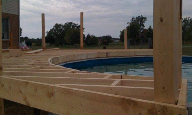 Simple Pool Deck Plans Free Placement Home Plans Blueprints