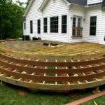 Wood Deck Remodel Design Decking