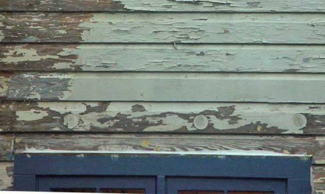 Wood Siding Inspection Internachi