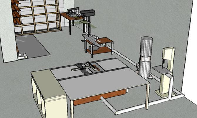 Wood Storage Ideas Woodworking Shop