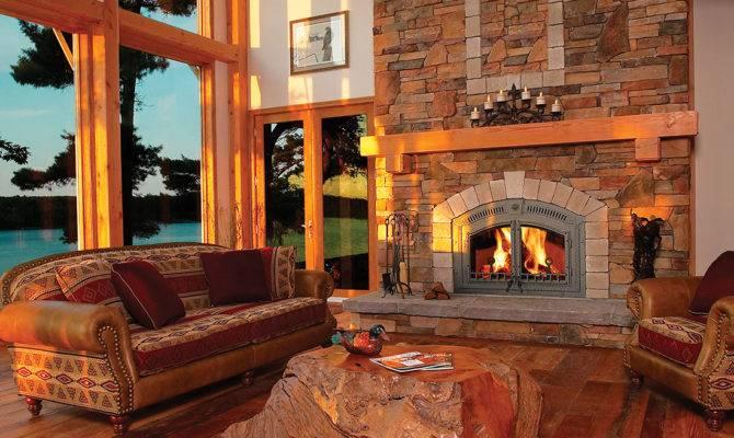 Wood Stoves Ottawa Burning Fireplace Log