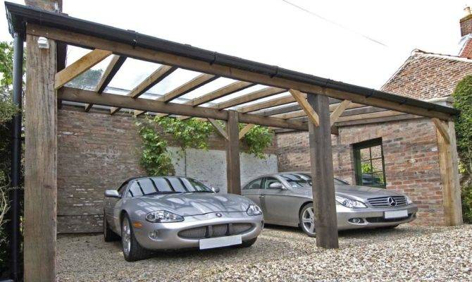 Wooden Carport Useful Tips