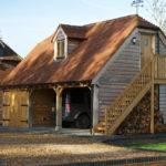 Wooden Garage Room Above Home Pinterest
