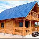Wooden House Building Wood Log Houses Hous Cost