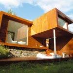 Wooden House Design Ideas Small Modern