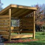 Wooden Storage Shed Two Story Building Plans Build