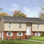 Woodland Split Level Home Plan House Plans More