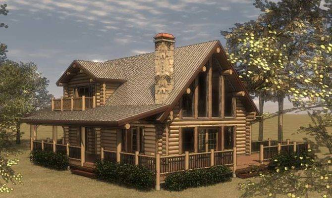 Woodwork Cabin Home Plans Loft Pdf