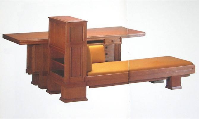 Woodwork Frank Lloyd Wright Furniture Plans Pdf