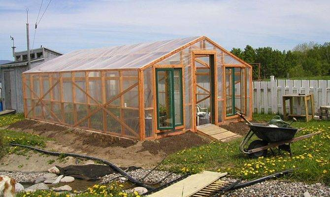 Woodwork Wooden Frame Greenhouse Plans Pdf