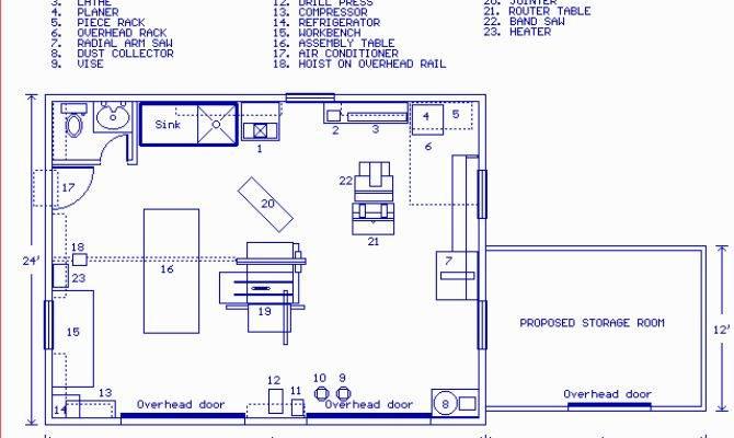 Woodwork Workshop Design Ideas Pdf Plans
