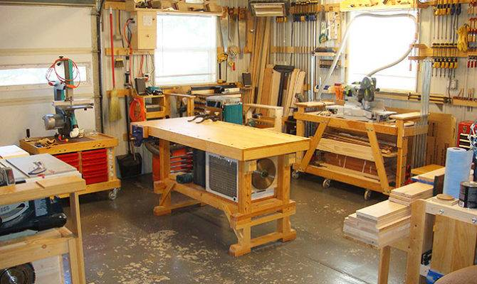 Woodwork Workshop Designs Pdf Woodworking Bench Design Woodplansfree Home Plans Blueprints 44150