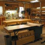 Woodworking Shop Layout Ideas