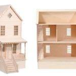 Woodworking Wood Dollhouse Plans Pdf