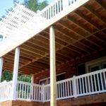 Woof Two Story Deck Plans Mario Bross